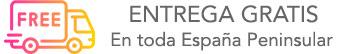 entrega gratis en Espa�a